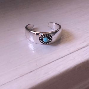 Jewelry - Sterling Silver Toe Ring